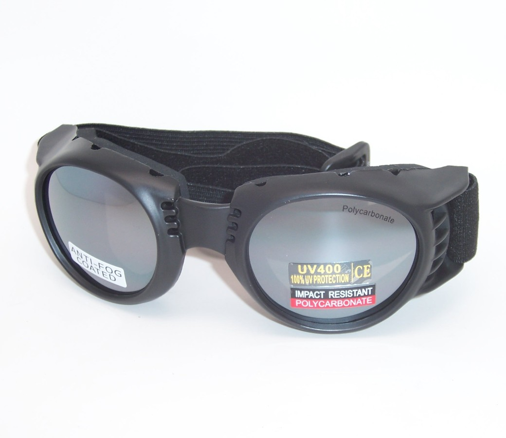 eac296f0338 Aviator Goggles Sunglasses (Anti-Fog Coated) 6597-SMM  6597-SMM ...